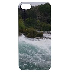 Sightseeing At Niagara Falls Apple Iphone 5 Hardshell Case With Stand