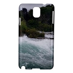 Sightseeing At Niagara Falls Samsung Galaxy Note 3 N9005 Hardshell Case