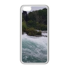 Sightseeing At Niagara Falls Apple Iphone 5c Seamless Case (white)