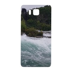 Sightseeing At Niagara Falls Samsung Galaxy Alpha Hardshell Back Case