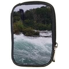 Sightseeing At Niagara Falls Compact Camera Cases