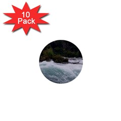 Sightseeing At Niagara Falls 1  Mini Buttons (10 Pack)