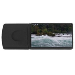 Sightseeing At Niagara Falls Rectangular Usb Flash Drive