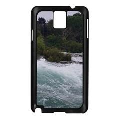 Sightseeing At Niagara Falls Samsung Galaxy Note 3 N9005 Case (black)