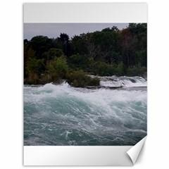 Sightseeing At Niagara Falls Canvas 36  X 48