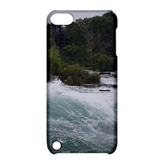 Sightseeing At Niagara Falls Apple Ipod Touch 5 Hardshell Case With Stand