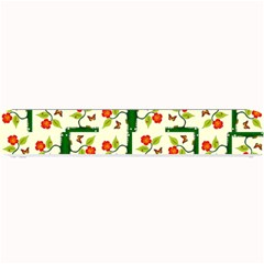 Plants And Flowers Small Bar Mats