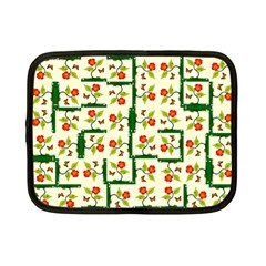 Plants And Flowers Netbook Case (small)