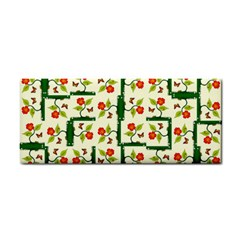 Plants And Flowers Cosmetic Storage Cases