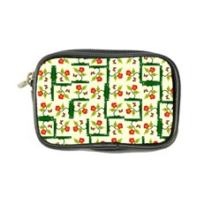 Plants And Flowers Coin Purse
