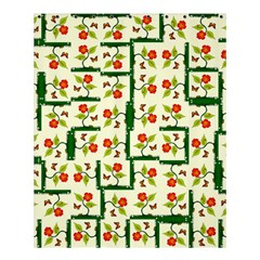 Plants And Flowers Shower Curtain 60  X 72  (medium)