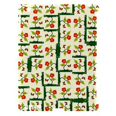 Plants And Flowers Apple Ipad 3/4 Hardshell Case (compatible With Smart Cover)