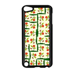 Plants And Flowers Apple Ipod Touch 5 Case (black)