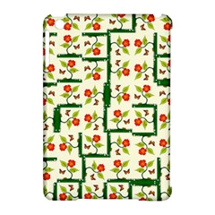 Plants And Flowers Apple Ipad Mini Hardshell Case (compatible With Smart Cover)