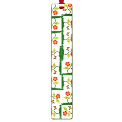 Plants And Flowers Large Book Marks