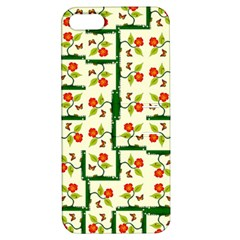 Plants And Flowers Apple Iphone 5 Hardshell Case With Stand