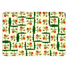 Plants And Flowers Samsung Galaxy Tab 8 9  P7300 Flip Case