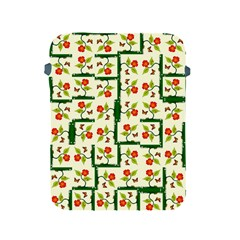 Plants And Flowers Apple Ipad 2/3/4 Protective Soft Cases