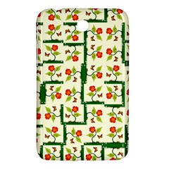 Plants And Flowers Samsung Galaxy Tab 3 (7 ) P3200 Hardshell Case