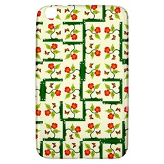 Plants And Flowers Samsung Galaxy Tab 3 (8 ) T3100 Hardshell Case