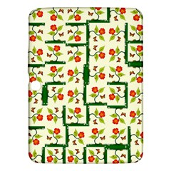 Plants And Flowers Samsung Galaxy Tab 3 (10 1 ) P5200 Hardshell Case