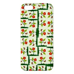 Plants And Flowers Iphone 5s/ Se Premium Hardshell Case