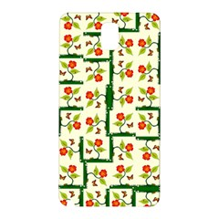Plants And Flowers Samsung Galaxy Note 3 N9005 Hardshell Back Case