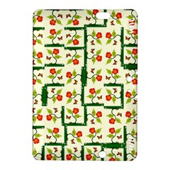 Plants And Flowers Kindle Fire Hdx 8 9  Hardshell Case