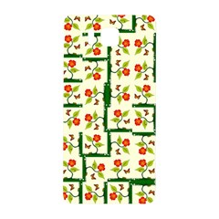 Plants And Flowers Samsung Galaxy Alpha Hardshell Back Case