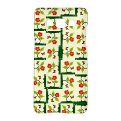Plants And Flowers Samsung Galaxy A5 Hardshell Case