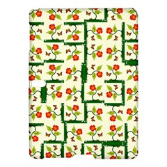 Plants And Flowers Samsung Galaxy Tab S (10 5 ) Hardshell Case