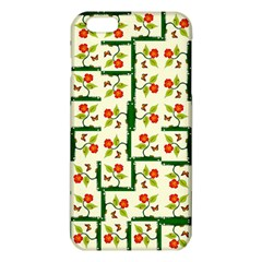 Plants And Flowers Iphone 6 Plus/6s Plus Tpu Case