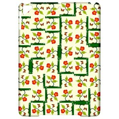 Plants And Flowers Apple Ipad Pro 9 7   Hardshell Case