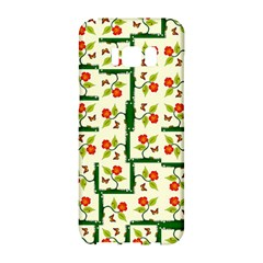 Plants And Flowers Samsung Galaxy S8 Hardshell Case