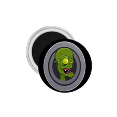 Zombie Pictured Illustration 1 75  Magnets