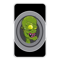 Zombie Pictured Illustration Memory Card Reader