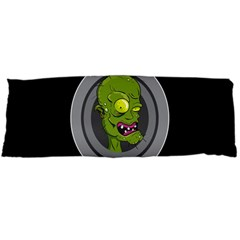 Zombie Pictured Illustration Body Pillow Case Dakimakura (two Sides)