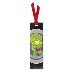 Zombie Pictured Illustration Small Book Marks