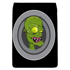 Zombie Pictured Illustration Flap Covers (s)