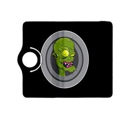 Zombie Pictured Illustration Kindle Fire Hdx 8 9  Flip 360 Case