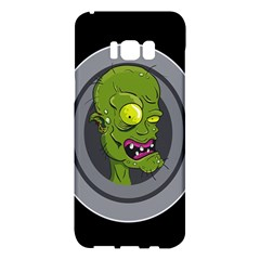 Zombie Pictured Illustration Samsung Galaxy S8 Plus Hardshell Case