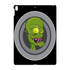 Zombie Pictured Illustration Apple Ipad Pro 10 5   Hardshell Case