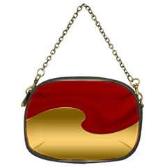 Background Festive Wave Chain Purses (one Side)