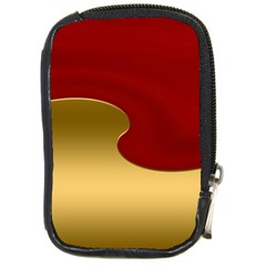 Background Festive Wave Compact Camera Cases