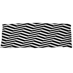 Zig Zag Zigzag Chevron Pattern Body Pillow Case Dakimakura (two Sides)