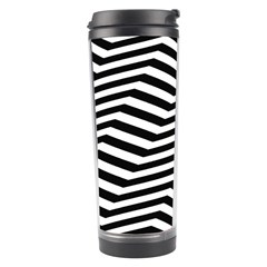 Zig Zag Zigzag Chevron Pattern Travel Tumbler