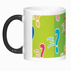 Question Mark Problems Clouds Morph Mugs