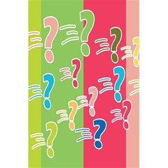 Question Mark Problems Clouds 5 5  X 8 5  Notebooks