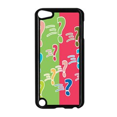 Question Mark Problems Clouds Apple Ipod Touch 5 Case (black)