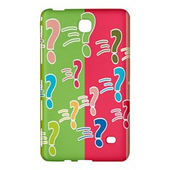 Question Mark Problems Clouds Samsung Galaxy Tab 4 (8 ) Hardshell Case
